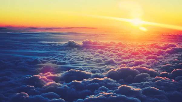 30 Beautiful Cloud Wallpapers: Peace And Quiet