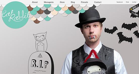 Unique Website Design