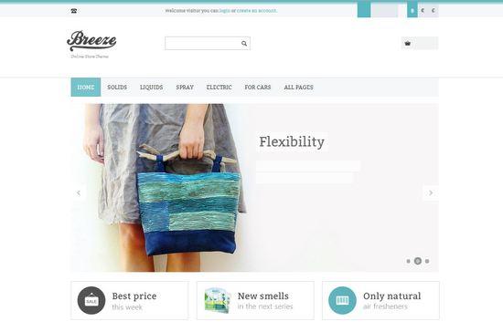 33 Free And Premium Htmlcss Ecommerce Website Templates Ginva