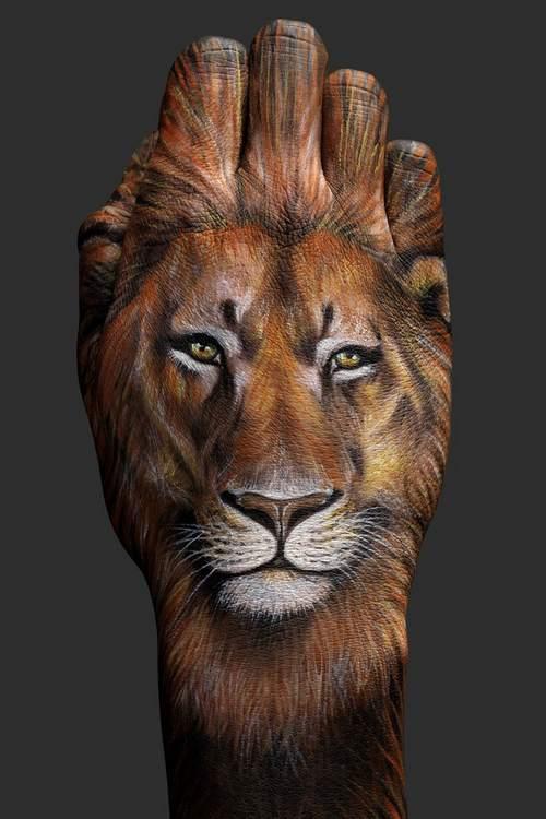 27-animal-hand-painting