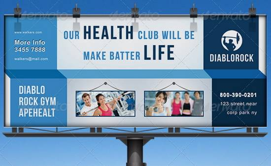 Multipurpose Business Billboard v1