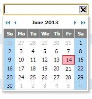 Tigra Calendar Plugin