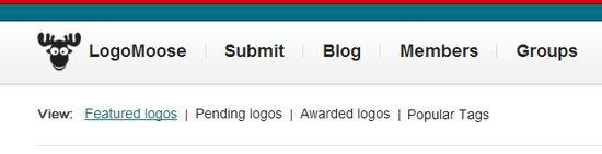 Logomoose-Logo design community