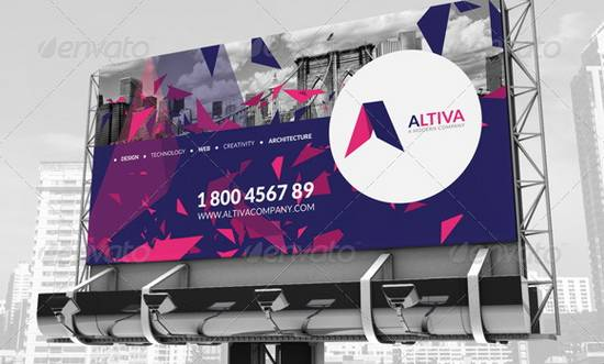 Altiva Series Billboard