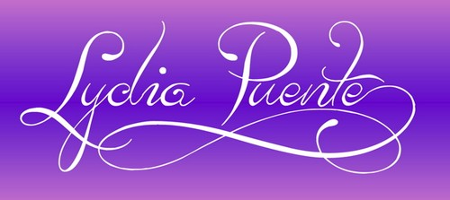 Lydia Puente Free Calligraphy Fonts
