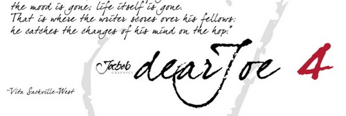Dear Joe Four Free Calligraphy Fonts