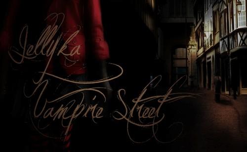 Jellyka Vampire Street Free Calligraphy Fonts