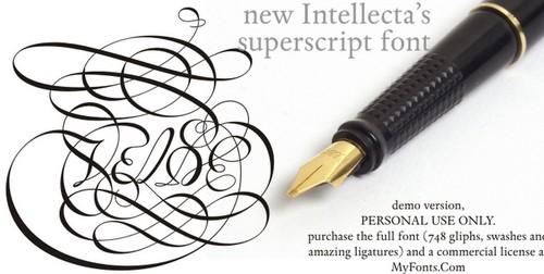 Van den Velde Script Free Calligraphy Fonts