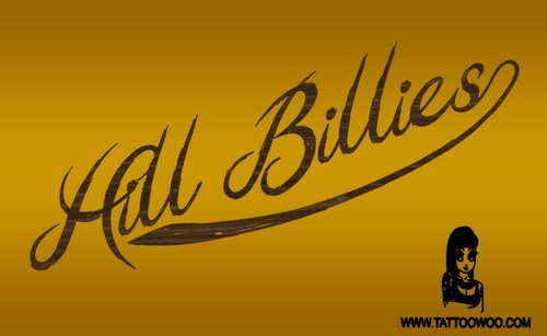 Hill Billies Free Calligraphy Fonts