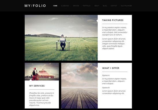 20 Free and Premium Portfolio Joomla Gallery Templates | Ginva