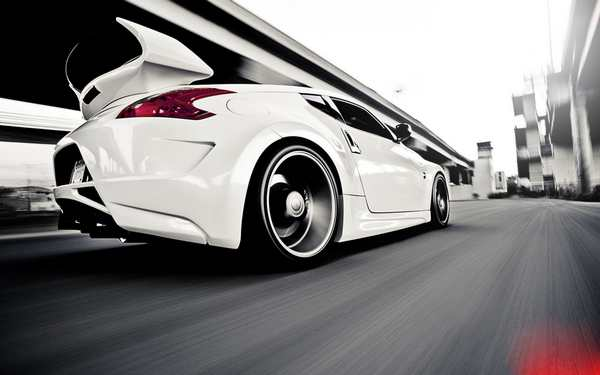 Nissan Super Cars 370Z Tuned