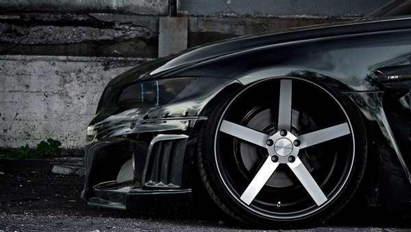 37. BMW M3 Rims