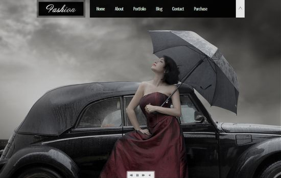 Fashion Responsive Photography