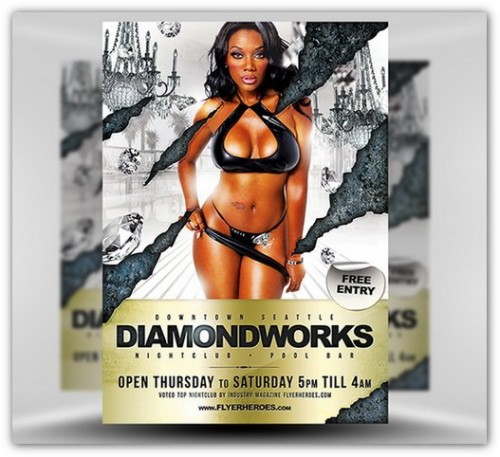 Diamondworks Flyer Template