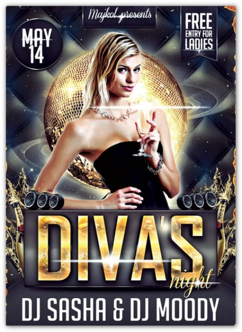 Diva's Night Flyer