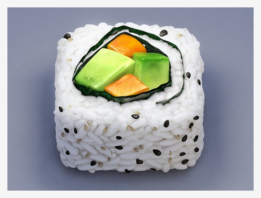 7 California Roll Icon