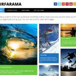 16 Free Flat Metro Style WordPress Themes