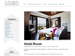 Best Corporate Free WordPress Portfolio Theme