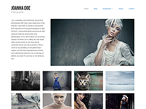 Hatch Free WordPress Portfolio Theme