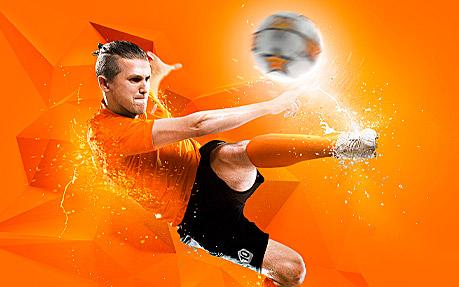 Fantazista Sport Web Design