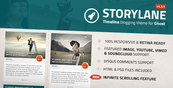Storylane Ghost Theme
