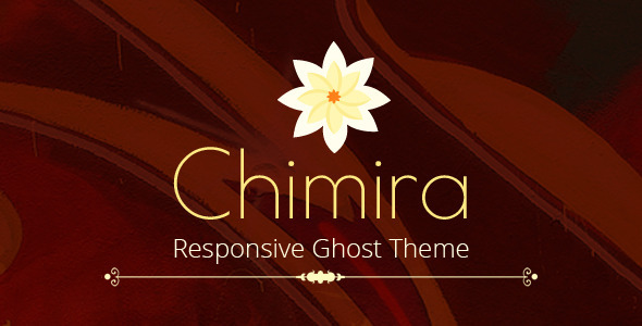 Chimira Ghost Template