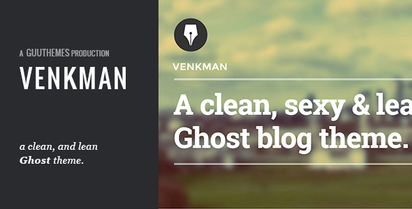 Venkman Ghost Theme