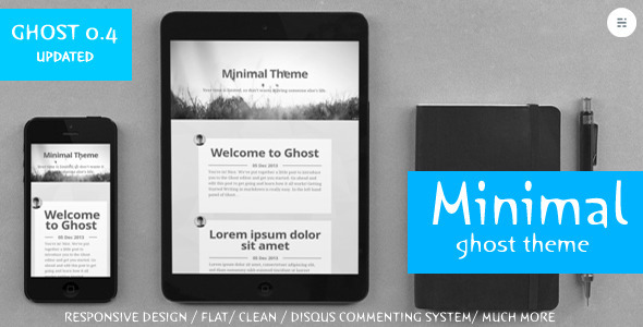 Minimal Ghost Layout