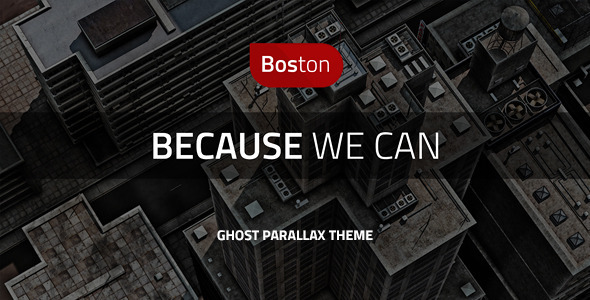Boston Ghost Template