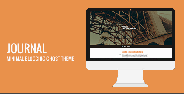 Journal Ghost Template
