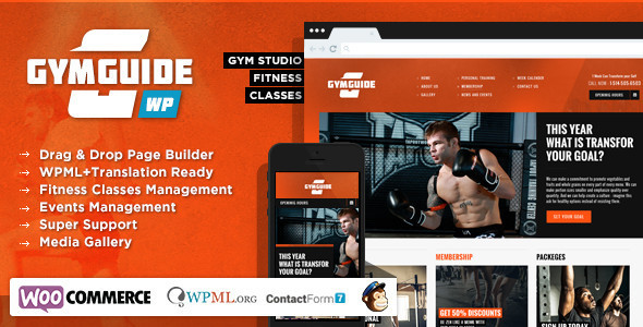 Gym Guide Fitness Sport