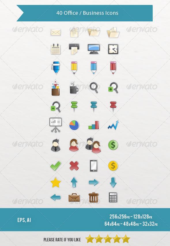 40fice icons
