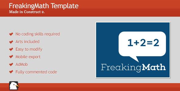 Freakingmath - Html5 Game Script