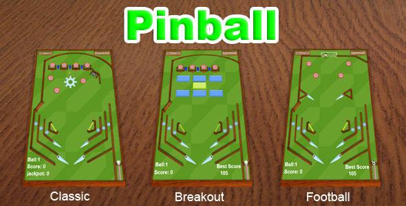 Pinball Html5 Game - Html5 Game Script