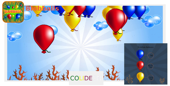 Blobballs Android Game, Cocos2Dx. - Android Game Script