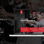 25 Beautiful HTML Business Templates
