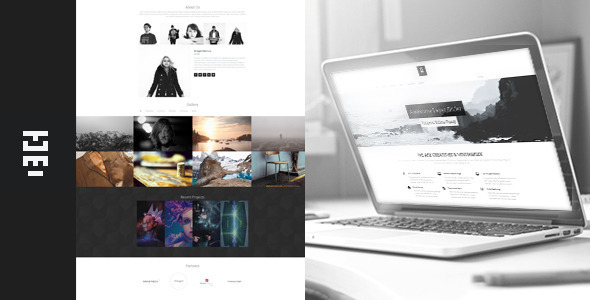 Totemic wordpress business theme