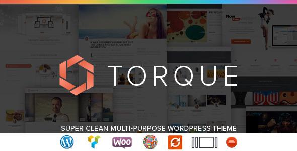 Torque wordpress business theme