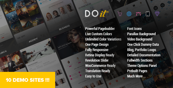 Doit wordpress gallery theme