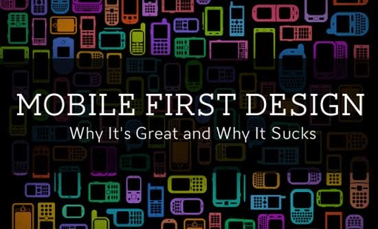 Mobile first design: why it's great and why it sucks tutorial