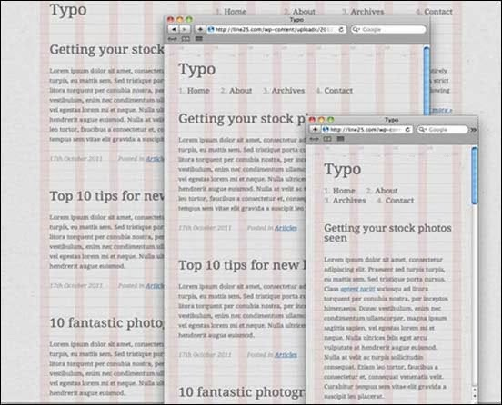 Create a responsive web design with media queries tutorial