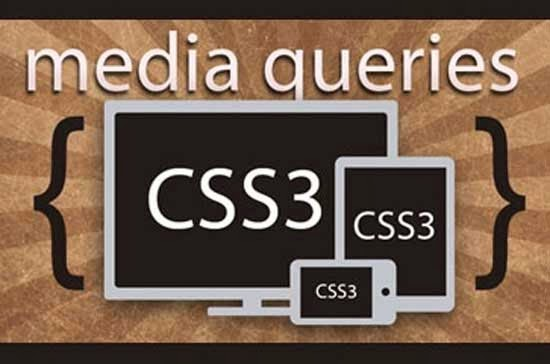 Using css3 media queries tutorial