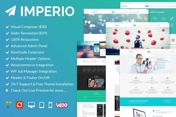 imperio multipurpose responsive wp
