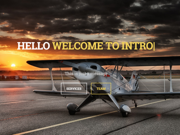 intro free wordpress theme