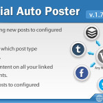 6 Free Social Auto Poster WordPress Plugin
