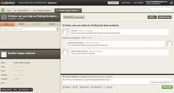 the-casengo-chat-widget screenshot 5