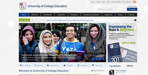 college education screenshot