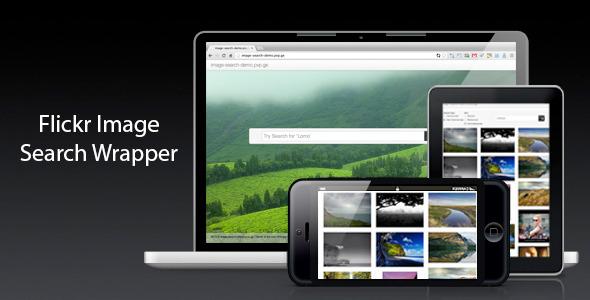 image search engine screenshot