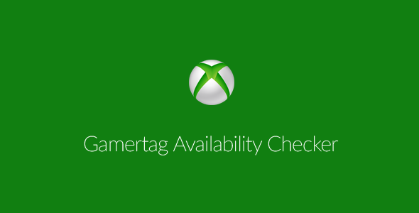 xbox gamertag checker screenshot