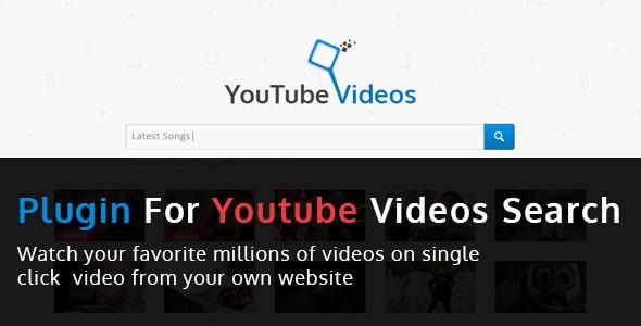 youtube video search screenshot